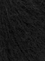 Composição 55% Acrílico, 25% Lã, 20% Poliamida, Brand Ice Yarns, Black, fnt2-46167
