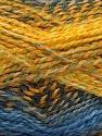 Fiber Content 55% Acrylic, 25% Mohair, 20% Alpaca, Yellow, Brand Ice Yarns, Grey, Green, Blue, Yarn Thickness 4 Medium  Worsted, Afghan, Aran, fnt2-46212
