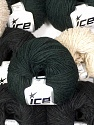 Peru Alpaca Light  Fiberinnhold 50% Merino Ull, 25% Alpakka, 25% Akryl, Brand Ice Yarns, fnt2-46265