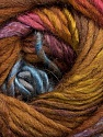 Fiber Content 60% Wool, 40% Acrylic, Salmon, Red, Brand Ice Yarns, Green Shades, Brown Shades, Blue, Yarn Thickness 4 Medium  Worsted, Afghan, Aran, fnt2-46285