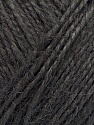 Fiberinnhold 100% HempYarn, Brand Ice Yarns, Anthracite Black, fnt2-46319