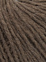 Fiber Content 70% Acrylic, 30% Wool, Brand Ice Yarns, Brown, fnt2-46353