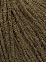 Fiber Content 70% Acrylic, 30% Wool, Brand Ice Yarns, Dark Green, Yarn Thickness 4 Medium  Worsted, Afghan, Aran, fnt2-46355
