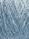 Conţinut de fibre 100% Viscoză, Light Blue, Brand Ice Yarns, fnt2-46376