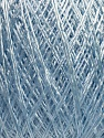 Fiber indhold 100% Viskose, Light Blue, Brand Ice Yarns, fnt2-46376