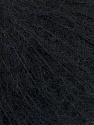 Fiber Content 53% Merino Superfine, 28% Polyamide, 19% Acrylic, Brand Ice Yarns, Black, Yarn Thickness 1 SuperFine  Sock, Fingering, Baby, fnt2-46397