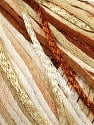 Fiber Content 79% Cotton, 21% Viscose, Brand Ice Yarns, Cream, Brown, Beige, Yarn Thickness 3 Light  DK, Light, Worsted, fnt2-46410