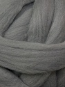 Yarn is made from 100% Australian Merino Wool of 21 Microns. This super-soft yarn is hand-dyed with natural materials. No chemicals were used during dyeing. Brand Ice Yarns, Grey Shades, fnt2-46474