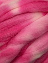 Yarn is made from 100% Australian Merino Wool of 21 Microns. This super-soft yarn is hand-dyed with natural materials. No chemicals were used during dyeing. Pink Shades, Brand Ice Yarns, fnt2-46480