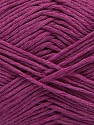 Please note that the yarn weight and the ball length may vary from one color to another for this yarn. Fiber Content 100% Cotton, Brand Ice Yarns, Dark Orchid, Yarn Thickness 3 Light  DK, Light, Worsted, fnt2-46491