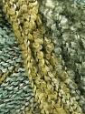 Contenido de fibra 49% Acrílico, 35% Lana, 16% Poliamida, Brand Ice Yarns, Green Shades, fnt2-47086