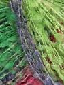 Kuitupitoisuus 54% Villa, 35% Akryyli, 11% Polymidi, Pink, Lilac, Brand Ice Yarns, Green Shades, fnt2-47110