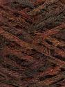 Fiber Content 40% Acrylic, 40% Polyamide, 20% Merino Wool, Red, Brand Ice Yarns, Brown Shades, Yarn Thickness 5 Bulky  Chunky, Craft, Rug, fnt2-47897