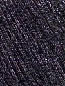Fiber Content 65% Polyester, 35% Metallic Lurex, Lilac, Brand Ice Yarns, Black, Yarn Thickness 4 Medium  Worsted, Afghan, Aran, fnt2-47899