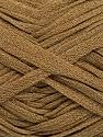 Fiber Content 78% Cotton, 22% Polyamide, Brand Ice Yarns, Camel, Yarn Thickness 5 Bulky  Chunky, Craft, Rug, fnt2-48385