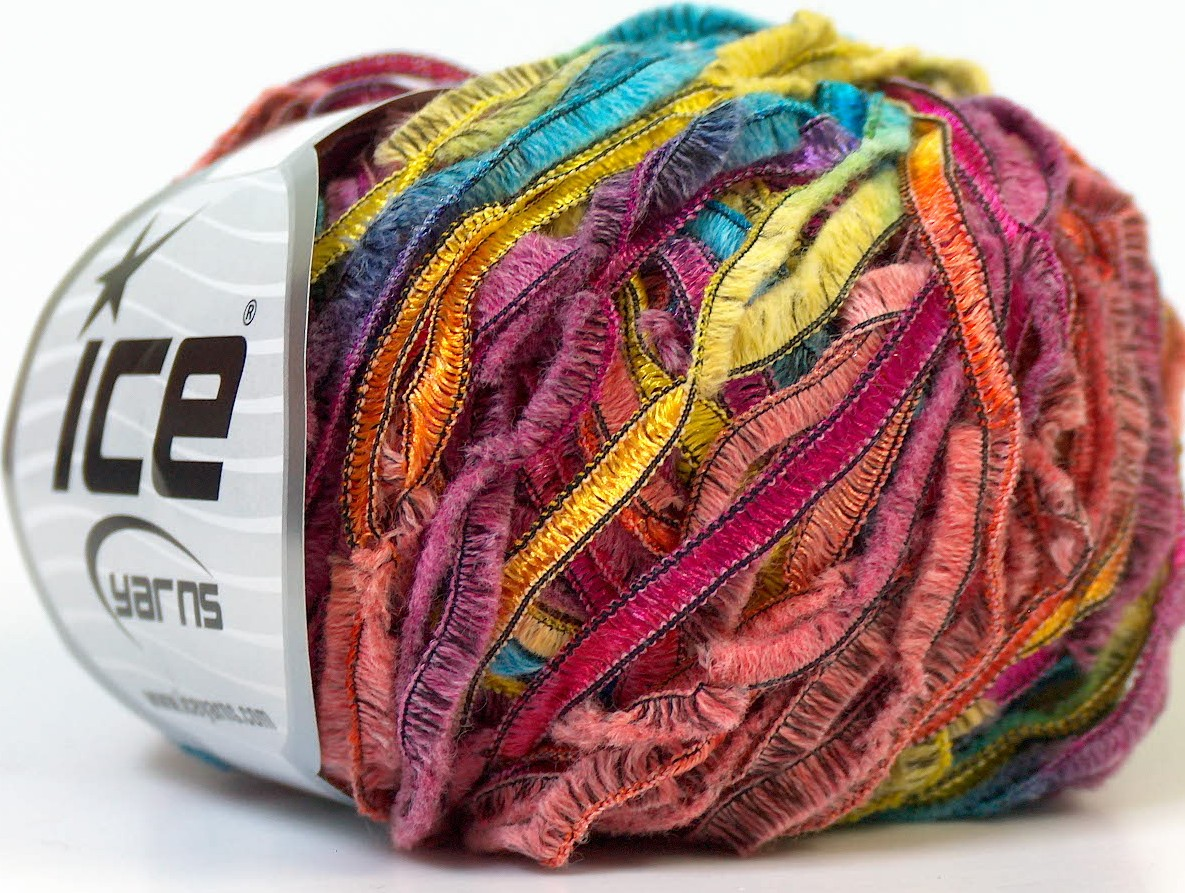Nordic Wool Rainbow, Eyelash Yarns | Ice Yarns Online Yarn Store