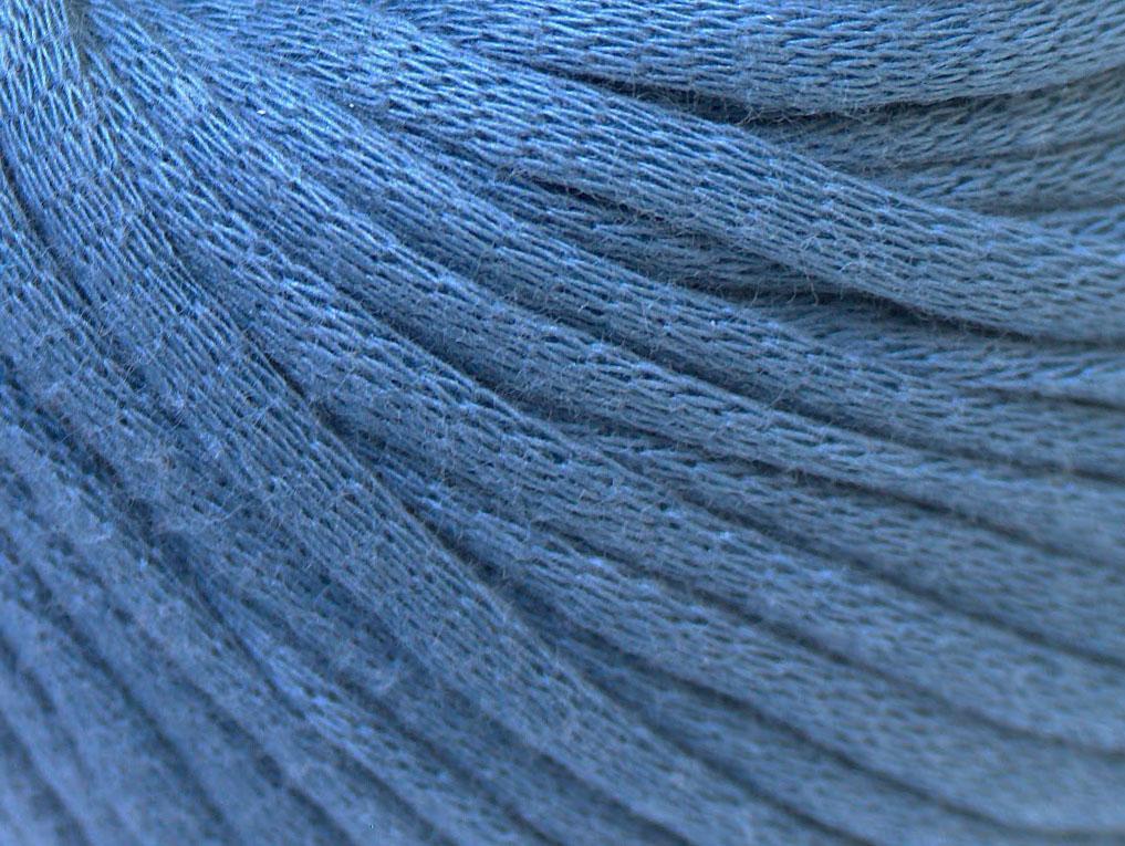 Tube Cotton Indigo Blue Garn Til Sommer Spuur Spot Garn