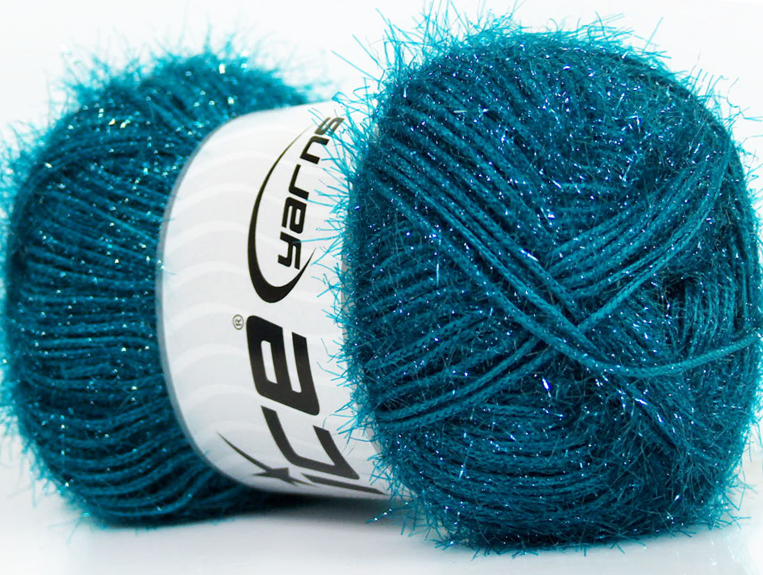 Sparkle Teal At Ice Yarns Online Yarn Store